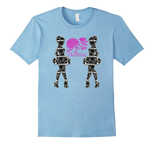 Xl Ladies Baby Doll T-Shirt - 7