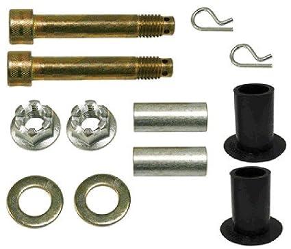 Peterbilt Style Hood Pivot Bolt Bush Kit M134709K