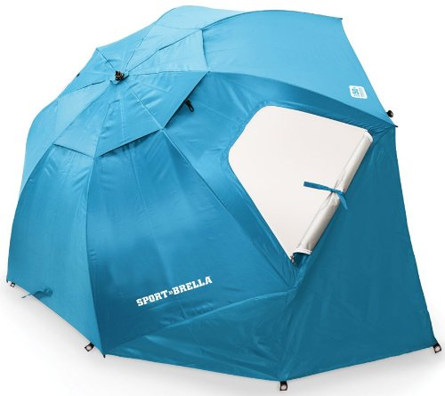 Sport-Brella-Portable-All-Weather-and-Sun-Umbrella-8-Foot-Canopy