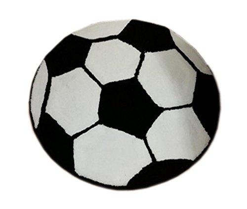- KINIFE Bathmats, Soccer Pattern Bath Mat Carpet Indoor Carpet Living Room Bedroom Carpet (Soccer)