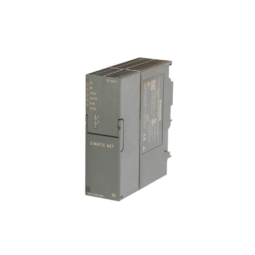 Siemens   6GK7343-1EX30-0XE0   CP 343-1 Ethernet Module (Renewed) by SIEMENS