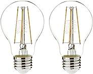 AmazonBasics Non-Dimmable LED Light Bulbs (A19 and A21)