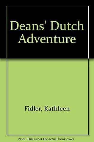 book cover of The Dean\'s Dutch Adventure