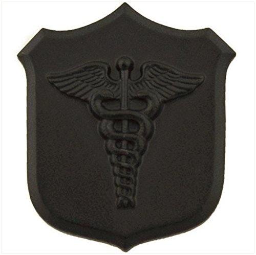 - Vanguard Collar Device: Caduceus - Black Metal
