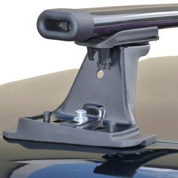 W205 Stufenheck auch mit Glass-Dach - ab Baujahr 04//2014 bis Heute mit Fixpunkten im Dach - 4 T/üren BB-EP Dachtr/äger 90114004 f/ür Mercedes Classe C