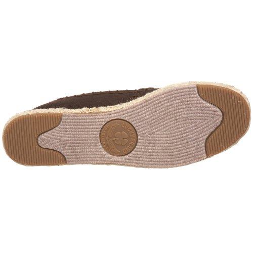 Lucky Brand Sari Mujer Lona Zapatos Planos