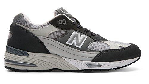 Retro' Uomo New Running Balance M991xg white Sneaker Mainapps Grey nSXBqfXw0