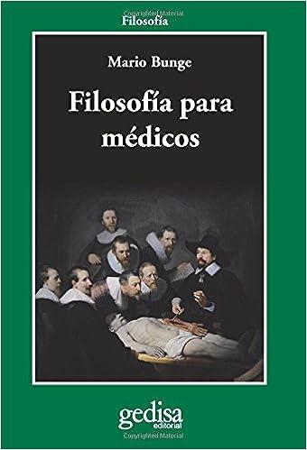 Résultat de recherche d'images pour FILOSOFÍA PARA MÉDICOS