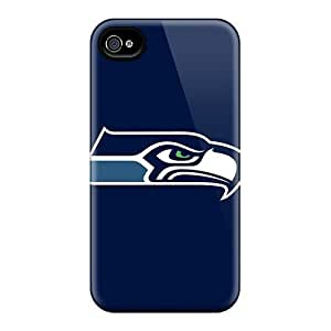 Anti-scratch And Shatterproof Seattle Seahawks 7 Phone Cases For Iphone 6plus/ High Quality Cases
