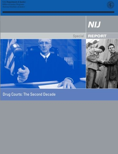 Read Online Drug Courts: The Second Decade pdf