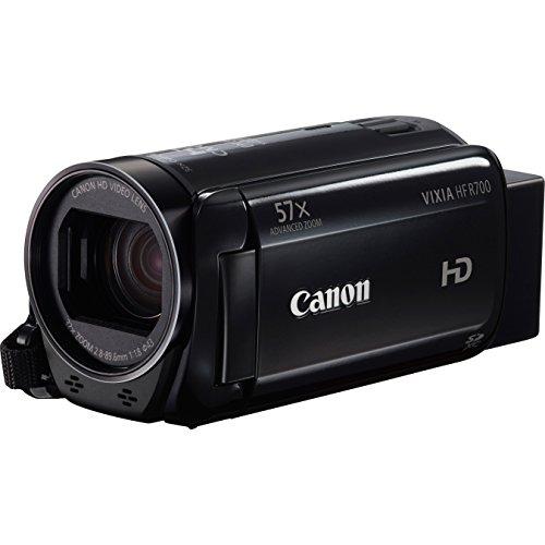 Canon VIXIA HF R700 Camcorder (Black) (Digital Movie Camera)