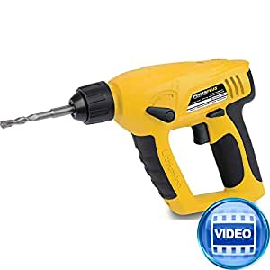Varo-pow-x0178li - Martillo perforador burilador inalámbrico 3 en 1