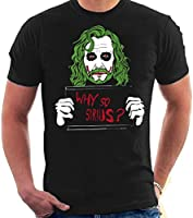 Camiseta Harry Potter - Why so Serius ? - Filmes - Masculina - GG