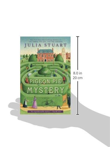 The Pigeon Pie Mystery Julia Stuart 9780307947697 Amazon Books