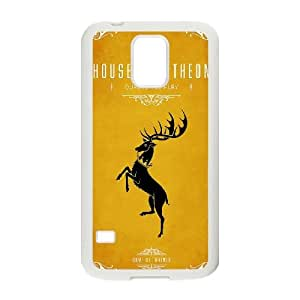 Custom Game of Thrones Phone Case, Custom Hard Back Cover Case for SamSung Galaxy S5 I9600 Game of Thrones
