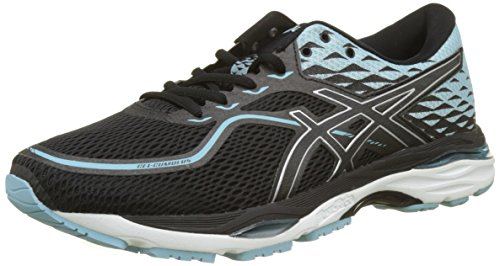 19 Porcelain Negro White Zapatillas Gel Mujer Blue de 9014 para Cumulus Asics Black Running T4EqBxww
