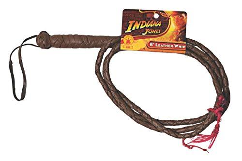 Indiana Jones Costumes Homemade - Rubie's Indiana Jones Leather Whip, 2