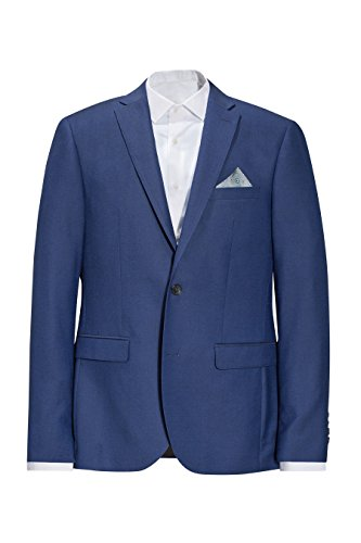 next Homme Veste Signature Bleu 40 / Regular - Slim Fit