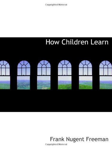 Download How Children Learn pdf
