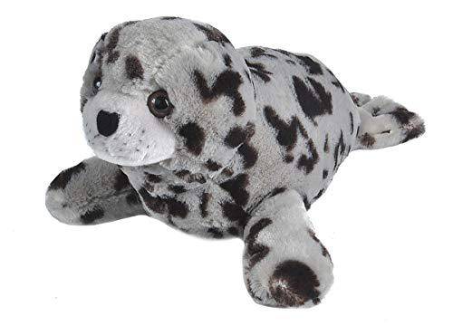 Wild Republic Harbor Seal Plush, Stuffed Animal, Plush Toy, Gifts for Kids, Cuddlekins 12 Inches