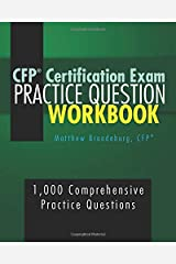 CFP Certification Exam Practice Question Workbook: 1,000 Comprehensive Practice Questions (2019 Edition) Paperback