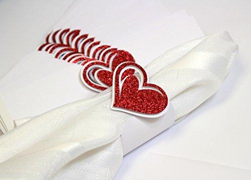 Heart Napkin - 9
