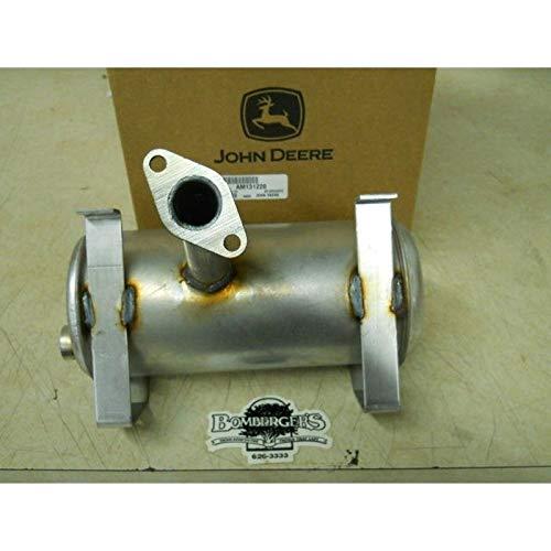 John Deere Muffler Exhuast AM131220 Kohler Engine Part Gasket by John Deere