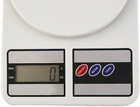 Tiempo de soldadura Báscula digital de cocina electrónica LCD ...