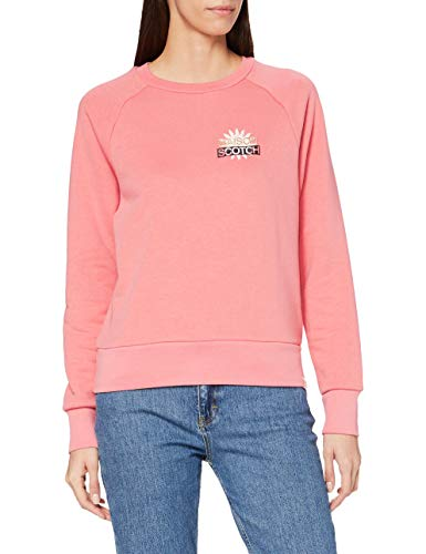 Scotch & Soda Sweat with various artworks dames sweater
