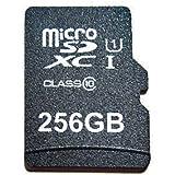 256GB OEM供給品 (Phison Electronics社製) microSDXCカード Class10 UHS-1 U1 R:90MB/s 東芝製NAND採用 ミニケース入り バルク MRSDXC-256GU