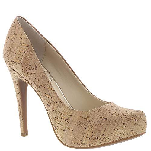 Jessica Simpson Women's PARISAH6 Shoe, Natural, 6 M US