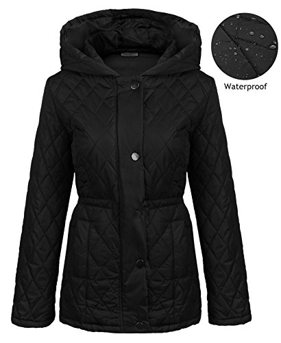 Quilted Rain Jacket - 7