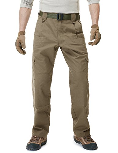 CQR Men's Tactical Pants Lightweight EDC Assault Cargo TLP103/104/105