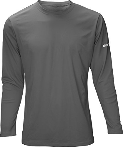 Marucci Performance Long Sleeve Top Gray by Marucci