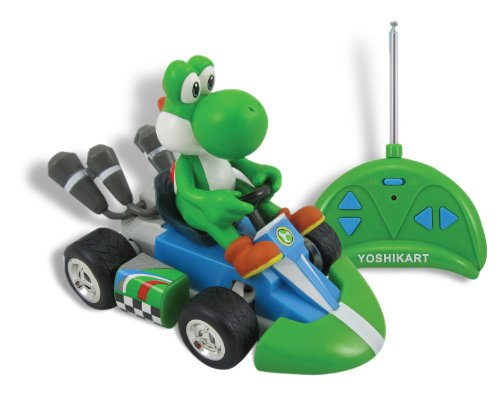 roducts - Nintendo Super Mario Yoshi Mini Radio Control Kart Remote Contol Car - NINTENDO SUPER MARIO YOSHI MINI RADIO CONTROL KART REMOTE CONTOL CAR (Mario Kart Radio)