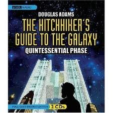 The Hitchhiker's Guide to the Galaxy Publisher: BBC Audiobooks