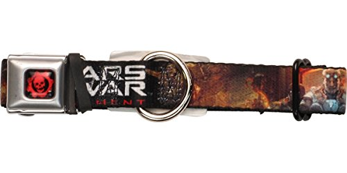 Gears of War Judgment Trenches Pet Collar, - Judgment Gears