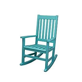 Kids' Rocking Chair in Blue