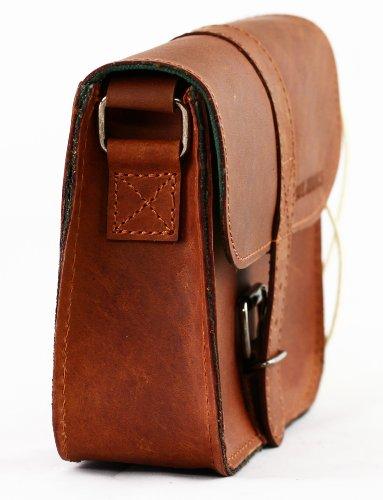 LEssentiel, (S), colore naturale, borsa pelle vintage, borsa a mano, borsa a tracolla PAUL MARIUS Vintage & Retro