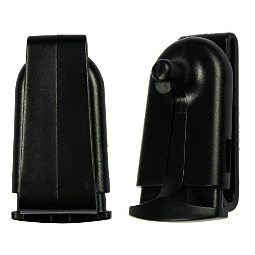 T4800 Series - Honbay 2PCS Belt Clip Motorola Talkabout Series Radio T6200 T5728 T5428 T5720 T5320 T5420 T5628 T9000 T289 Sx750 Mc225r Mb140r Em1020r