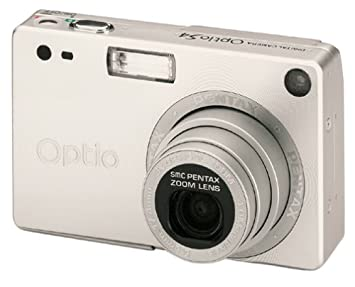 amazon com pentax optio s4 4mp digital camera w 3x optical zoom rh amazon com Pentax Optio Software Pentax Optio Software