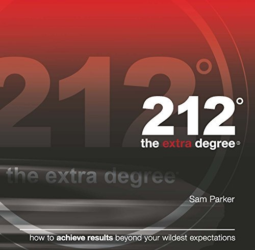 By Sam Parker 212: The Extra Degree (2nd) [Paperback]