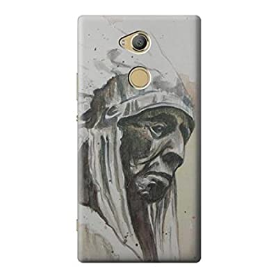 Indian Chief Etui Coque Housse pour Sony Xperia XA2 Ultra