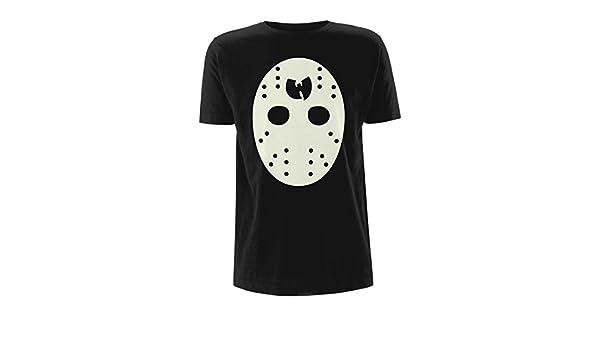 Wu Tang Clan Hockey Mask The Saga Continues oficial Camiseta para hombre 8ePDu4p