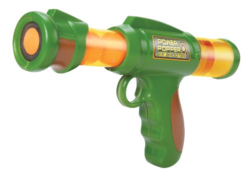 Hog Wild Bullseye Six Shooter Foam Battle Toy
