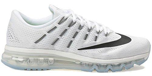 loopschoenen zwart wit Heren Max top Air Nike zwart wit 2016 aqIvf