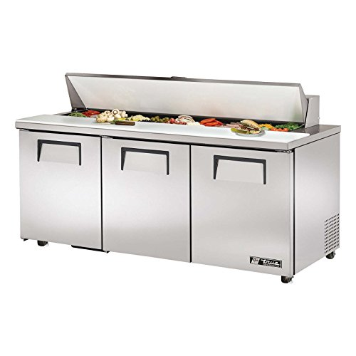 True ADA Compliant 19 Cu Ft Sandwich / Salad Unit w/ 18 Pans Ada Compliant Sandwich