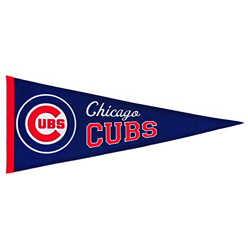 MLB Chicago Cubs Medium Pennant