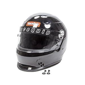 RaceQuip 273005 Gloss Black Large PRO15 Full Face Helmet (Snell SA-2015 Rated)
