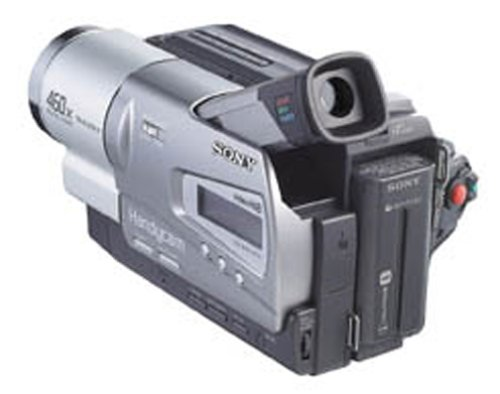 amazon com sony ccd tr818 hi8mm camcorder discontinued by rh amazon com Sony Ccd- Tr CCD IC